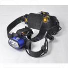 Налобный фонарь аккумуляторный H-T612