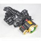 Налобный фонарь аккумуляторный HL-F539 T6