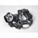 Налобный фонарь аккумуляторный HL-K77 T6