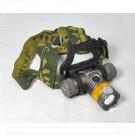 Налобный фонарь аккумуляторный YT-K10 T6