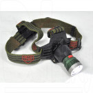Налобный + ручной фонарь аккумуляторный BL-K20