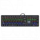 Клавиатура игровая механическая Defender Paladin GK-370L  с подсветкой