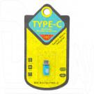 Переходник T-02 USB Type C (M) - microUSB (F) OTG