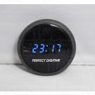 Perfect Digitime N-0506 часы для ванной комнаты с синей подсветкой