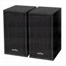 Perfeo Cabinet акустика 2.0 черное дерево