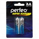 Perfeo LR6 BL2 упаковка 2шт