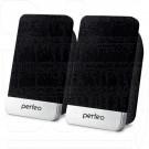 Perfeo Monitor акустика 2.0 черная