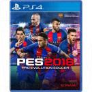 Pro Evolution Soccer 2018 (русские субтитры) (PS4)