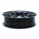 Пластик PLA для 3D печати Dubllik DPL-11BK (250 м) черный
