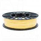 Пластик PLA для 3D печати Dubllik DPL-11YL (250 м) желтый