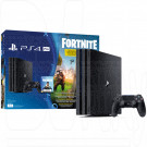PlayStation 4 Pro 1TB + Fortnite (код загрузки)