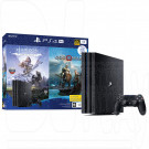 PlayStation 4 Pro 1TB + HZD + GoW