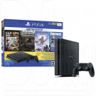 PlayStation 4 Slim 1TB + GTA 5 + DaysGone + HZD + FN + 3 мес. РСТ
