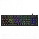 Клавиатура игровая механическая Defender Prosecutor GK-370L  с подсветкой