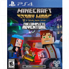 Minecraft: Story Mode - The Complete Adventure (русские субтитры) (PS4)