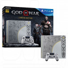 PlayStation 4 Pro 1TB Limited Edition + God of War (рус. суб.)