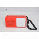 Радиоприемник BT Speaker CH-101L (Bluetooth\USB\microSD\MP3\LED LIGHT)