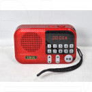 Радиоприемник CMiK MK-109E (USB\microSD\18650)