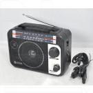 Радиоприемник LUXEBASS A10 (USB\SD\MP3)