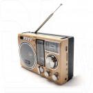 Радиоприемник LUXEBASS A62 (USB\SD\MP3) + фонарик