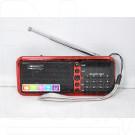 Радиоприемник LUXEBASS LB-A51(Дисплей\USB\microSD\MP3\BL-5C)