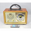 Радиоприемник Meier M-110BT (Bluetooth\USB\MP3\microSD\220V)