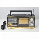 Радиоприемник Meier M-U107 (USB\SD\MP3\220V)