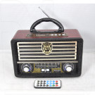 Радиоприемник Meier M-U113 (USB\SD\MP3\220V)