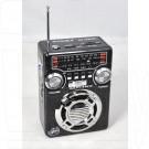 Радиоприемник WAXIBA XB-332URT (USB\SD\MP3) + фонарик