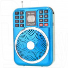 Радиоприемник WS-1503 (USB\microSD\MP3) + микрофон