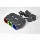 Разветвитель автомобильной розетки VST-812 (2 USB)