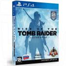 Rise of the Tomb Raider 20-летний юбилей (русская версия) (PS4)