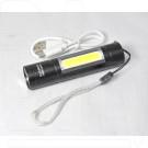 Ручной фонарь аккумуляторный FA-510 micro USB