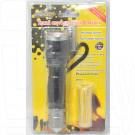 Ручной фонарь аккумуляторный H-277 с лазером
