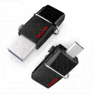 USB Flash 64Gb Sandisk Ultra Dual Drive OTG (USB/microUSB) 3.0