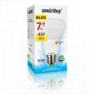 Светодиодная Лампа Smartbuy R63 Е27 7Вт теплый свет
