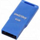 USB Flash 8Gb Smart Buy Funky синяя