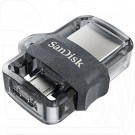 USB Flash 64Gb Sandisk Ultra Dual Drive OTG (USB/microUSB) m3.0