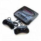 Игровая приставка 16bit Drive 2 (4 игры)