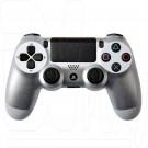 Джойстик DualShock 4  v.2 серебряный