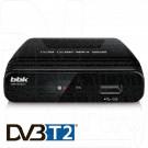 Цифровой ресивер BBK SMP016HDT2 + кабель 3RCA