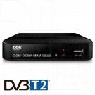 Цифровой ресивер BBK SMP018HDT2 + кабель 3RCA