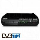 Цифровой ресивер BBK SMP022HDT2 + кабель 3RCA