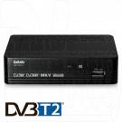 Цифровой ресивер BBK SMP123HDT2 + кабель 3RCA