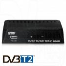 Цифровой ресивер BBK SMP132HDT2 + кабель 3RCA