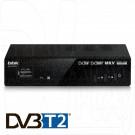 Цифровой ресивер BBK SMP240HDT2 с дисплеем + кабель 3RCA