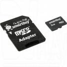 microSD 2Gb Smart Buy с адаптером