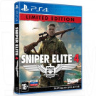 Sniper Elite 4 - Limited Edition (русская версия) (PS4)