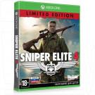 Sniper Elite 4 - Limited Edition  (русская версия) (XBOX One)