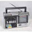 Радиоприемник SONiLEX SL-551 (USB\SD\MP3) + фонарик